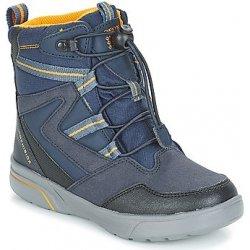 Geox Zimní boty Dětské J SVEGGEN BOY B ABX Modrá od 1 631 Kč ... 7a4988cb32