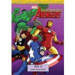 Avengers: nejmocnější hrdinové světa 3 DVD