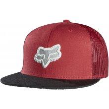FOX Command Snapback Hat Cranberry