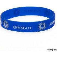 Náramek silikonový FC Chelsea modrý CHEBW01 CurePink