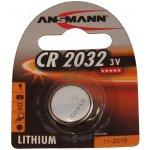 Baterie Ansmann CR 2032 1ks
