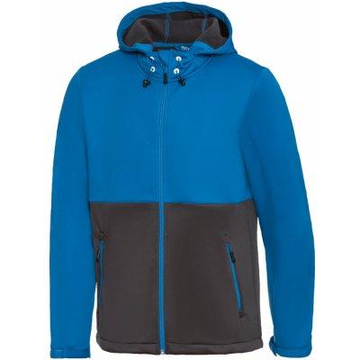 Crivit pánská softshellová bunda modrá