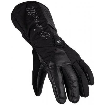 Sunen Glovii vyhřívané lyžařské rukavice černé