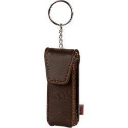 Hama pouzdro Fashion na USB flash disk, hnědé