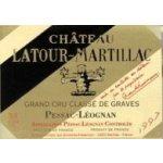 Latour Martillac Latour Martillac Grand Vin de Graves červené 2006 0,7 l
