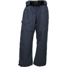 e63370d0849 Fantom Softshell Dětské kalhoty s páskem tmavě šedá