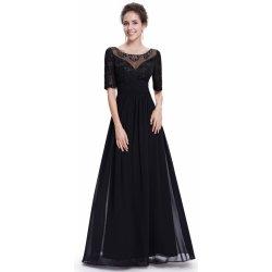 b13cca09d9b7 Ever Pretty plesové a společenské šaty s krajkou 90EV černá od 2 350 ...