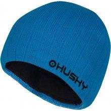 Husky Hat modrá