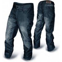 Haven Jekyl pánské jeansy zimní černé