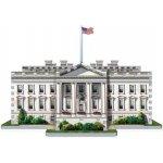 Wrebbit 3D puzzle Bílý dům Washington 490 dílků
