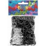 Rainbow Loom ® náhradní gumičky - šedá