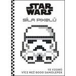 STAR WARS: Pixelové samolepky: Pixelové samolepky kol. - Kol.
