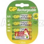 Baterie GP AA 2500mAh 4ks