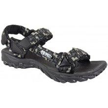 Pánské outdoorové sandály NORDBLANC NBSS55 ČERNÁ