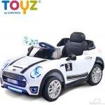 Toyz Elektrické autíčko Maxi bílé
