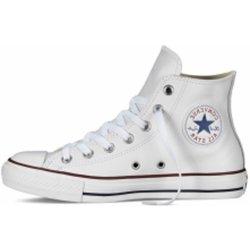 Converse bílé dámské boty Chuck Taylor All Star Leather White ... b2f0283ad6