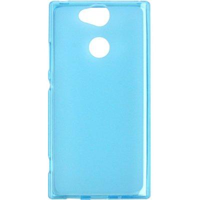 Pouzdro FLEXmat Case Sony Xperia XA2 modrý