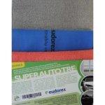 EUDOREX utěrky na čištění vozů SUPER AUTO TRE 3 ks