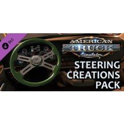 American Truck Simulator Steering Creations Pack