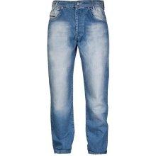 Nohavice Amstaff Gecco Jeans Lightblue