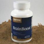 Jarrow BrainBoost podpora pro mozek 60 cps.