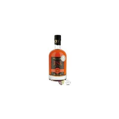 """HSE agricole tres vieux """" VSOP """" aged rum of Martinique 45% vol. 0.05 l"""