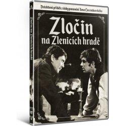 Zločin na Zlenicích hradě DVD