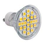 Forever Light LED žárovka GU10 230V 5W 370Lm Teplá bílá