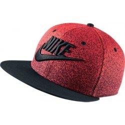 Nike True Print Snapback červená   černá alternativy - Heureka.cz a083f8973ef