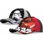 chlapecká baseballová čepice modrá Star Wars Darth Vader a Stormtrooper  Červená f6e9532e34