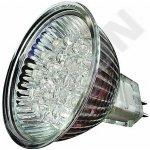 LED žárovka MR16 12 V AC 2 W Teplá bílá