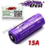 Efest Baterie IMR 18500 V2 1000mAh