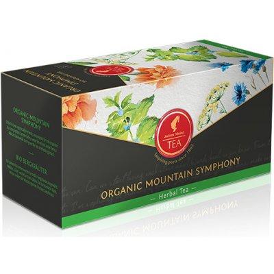 Julius Meinl Prémiový bylinný čaj Organic Mountain Symphony 18 x 2 g