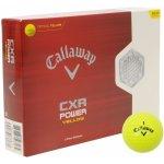 Callaway 12 pack CXR Power Golf Balls