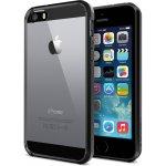 Pouzdro Spigen Apple iPhone 5/5S/SE Ultra Hybrid černé