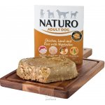Naturo Adult Chicken, Lamb & Rice with Vegetables 400 g