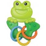 Canpol Babies Chrastítko zvířátko s kroužky