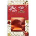 Glade by Brise Discreet Cozy Apple & Cinnamon osvěžovač vzduchu náhradní náplň 8 g
