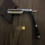 Titan Černá břitva nejvyšší kvality Collection 1918T 13/16 H8-6-9977