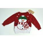 Mothercare vánoční svetr