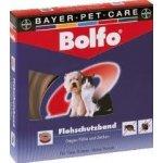 Bolfo Antiparazitný Obojek pro kočky+psy 35cm 2 ks