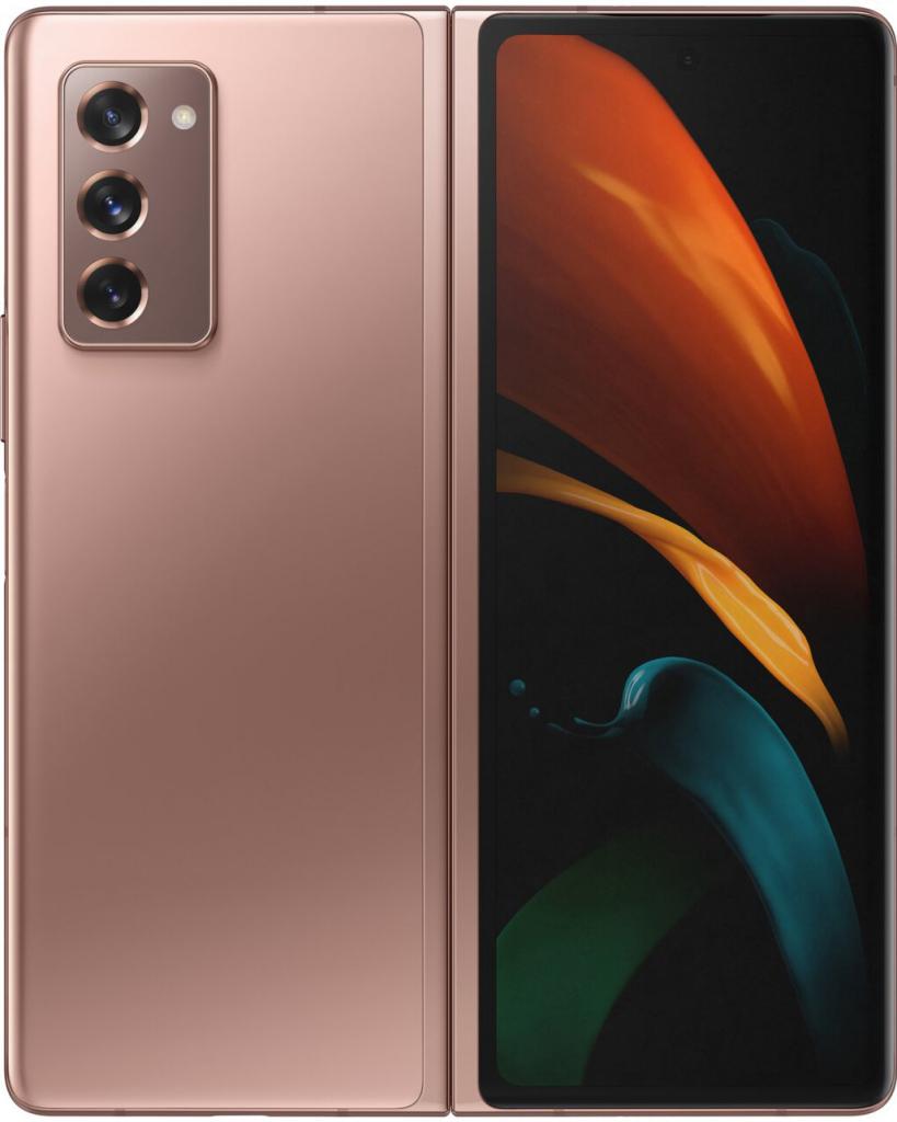 Samsung Galaxy Z Fold 2 5G 12GB/256GB F916B na Heureka.cz