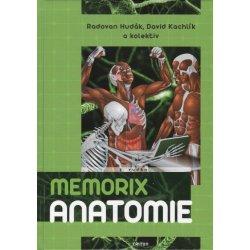Memorix anatomie - 3. vydání - Radovan Hudák a kolektiv