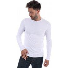 Armani Jeans Crew Neck T Shirt White