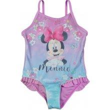 E plus M Dívčí plavky Minnie - růžové