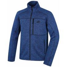 HANNAH Pánský svetr DILLON iron blue L