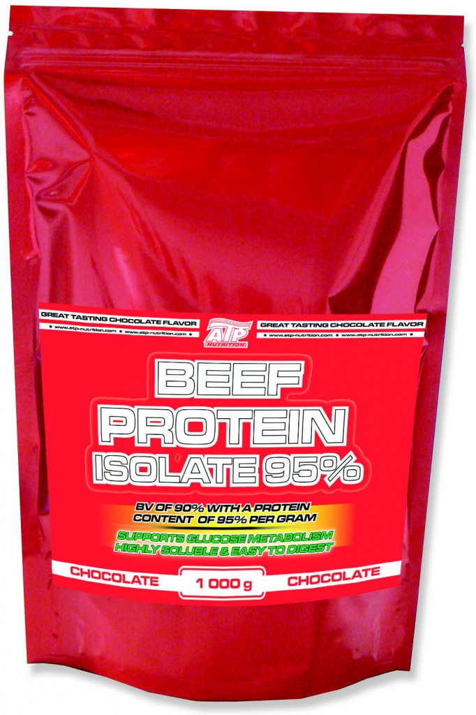 ATP Nutrition Beef Protein Isolate 95% 1000 g - 0