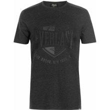 Everlast Shield T Shirt Mens Charcoal
