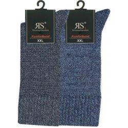 80b18a30f50 RS pánské bavlněné nadměrné froté ponožky mix barev od 90 Kč ...