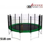 Aga SPORT PRO 518 cm + ochranná síť